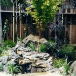 running water garden